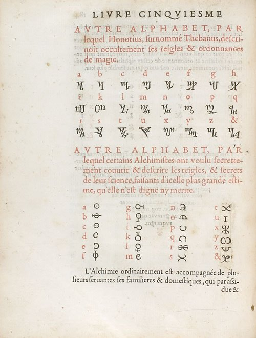The Cipher Manuscripts are revealed